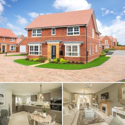 4 bedroom detached house for sale - Plot 39, Alnmouth at Lyveden Fields, Livingstone Road, Corby, CORBY NN18