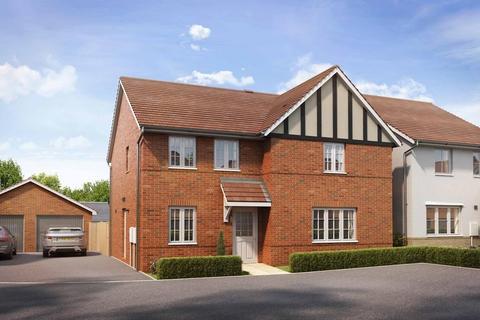 4 bedroom detached house - Plot 188, Radleigh at Gilden Park, Gilden Way, Old Harlow, HARLOW CM17