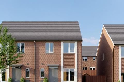 St. Modwen Homes - Bramshall Meadows