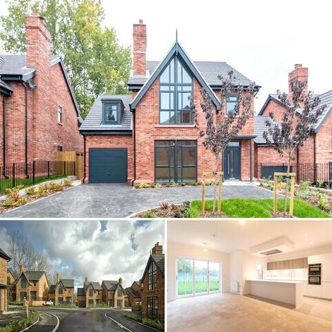 5 bedroom detached house for sale - Fairways View, Kersal Road, Prestwich, Manchester, M25