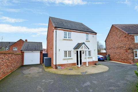 3 bedroom detached house for sale - Saxon Field, SHEFFORD, Bedfordshire