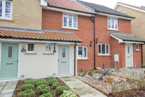 2 bedroom terraced house - Carr Avenue, Leiston