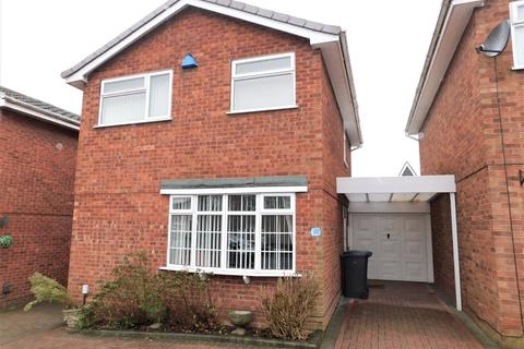 3 bedroom link detached house to rent - Giles Road, Lichfield