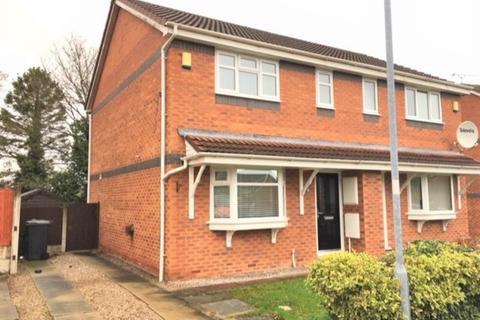 3 bedroom semi-detached house for sale - Courbet Drive, Connahs Quay