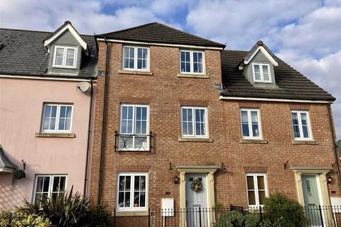 4 bedroom townhouse for sale - Herbert Thomas Way, Parc Brynheulog, Swansea