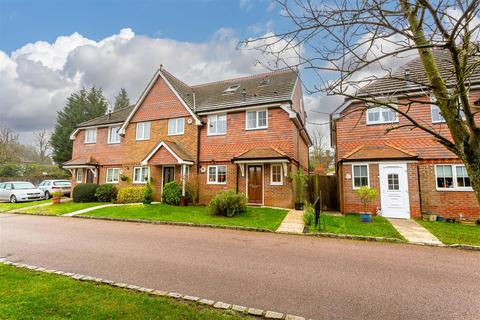 4 bedroom end of terrace house for sale - Highdown Close, Banstead