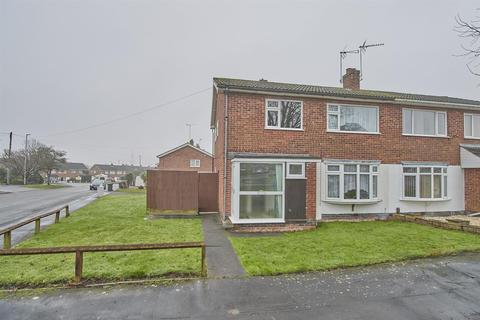 3 bedroom semi-detached house - Kintyre Close, Hinckley
