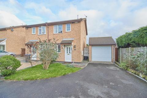 2 bedroom semi-detached house - Coldstream Close, Hinckley