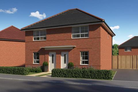2 bedroom end of terrace house - Plot 3, Kenley at Berry Acres, Yalberton Road, Paignton, PAIGNTON TQ4