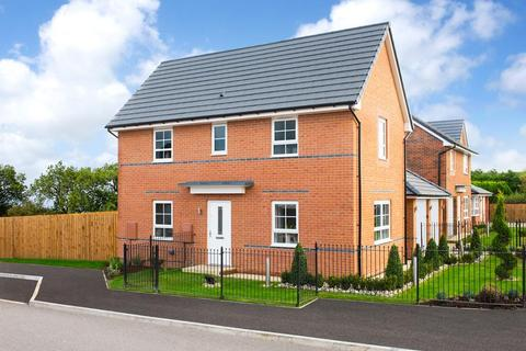 3 bedroom end of terrace house for sale - Plot 33, Moresby at Blossom Park, Hebron Avenue, Pegswood, MORPETH NE61