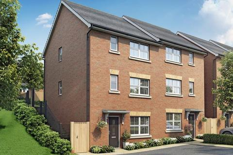 3 bedroom semi-detached house for sale - Plot 93, Twyford at Braid Park, Post Hill, Tiverton, TIVERTON EX16