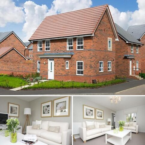 3 bedroom detached house for sale - Plot 218, Falmouth 1 at Drovers Court, Great North Road, Micklefield, LEEDS LS25
