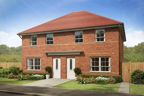3 bedroom end of terrace house for sale - Plot 42, Maidstone at Torne Farm, Bankwood Crescent, New Rossington, DONCASTER DN11