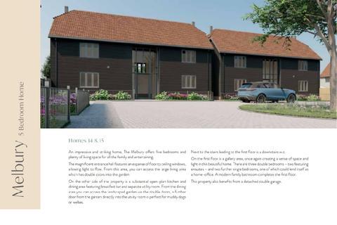 4 bedroom house for sale - Melbury, Manor Court, Stony Lane, Bishops Caundle, Dorset, DT9