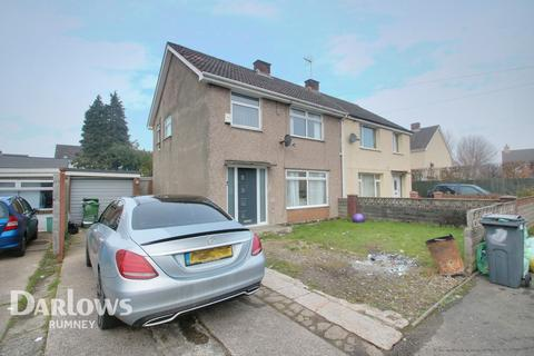 3 bedroom semi-detached house for sale - Portmadoc Road, Cardiff