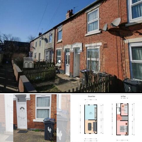 2 bedroom terraced house to rent - Bradgate Place, Ombersely Road, Balsall Heath, Birmingham B12