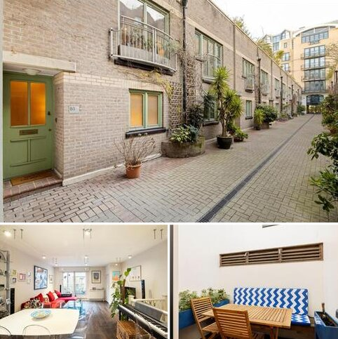2 bedroom terraced house for sale - Kensington Gardens Square, London, W2