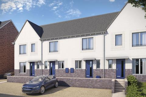 2 bedroom terraced house - Plot 74, The Charfield at Rhiwlas at Plasdŵr, Llantrisant Road, Radyr CF15
