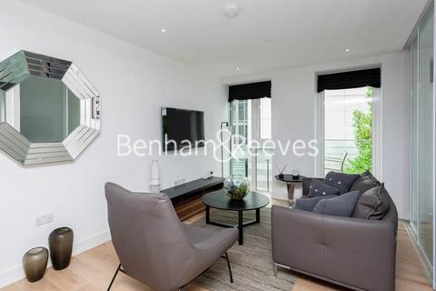 Studio to rent - Vaughan Way, Wapping, E1W