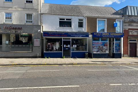 Retail property (high street) to rent - St. Helens Road, Swansea
