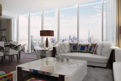 1 bedroom apartment - Damac Tower, Bondway, Nine Elms, London, SW8