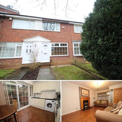 2 bedroom terraced house to rent - Allerton Grange Croft,