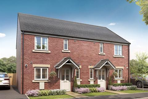 3 bedroom semi-detached house for sale - Plot 184, The Chester at Elkas Rise, Quarry Hill Road DE7