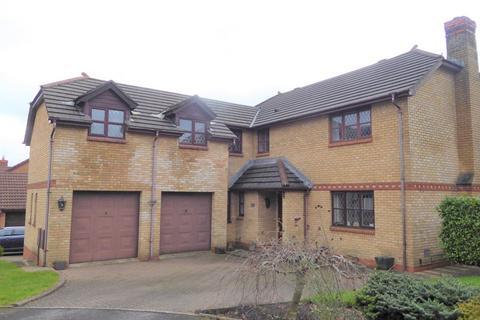 5 bedroom detached house for sale - Briary Way, Brackla, Bridgend, Bridgend. CF31 2PU