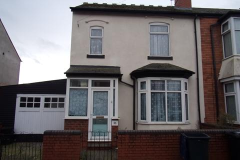 4 bedroom house share to rent - Wilmore Road, Perry Barr, Birmingham B20