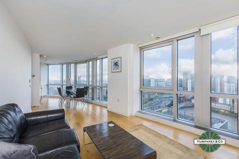 1 bedroom flat for sale - Ontario Tower, 4 Fairmont Avenue, London, E14 9JB