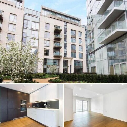 1 bedroom flat for sale - Lillie Square, Fulham, SW6