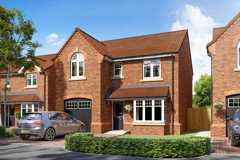 4 bedroom detached house - Plot 56 - The Windsor at Heritage Green, Rother Way, Chesterfield, Derbyshire, S41 0UB S41