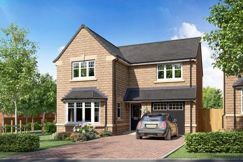 4 bedroom detached house - Plot 5 - The Settle V1 at Heritage Green, Rother Way, Chesterfield, Derbyshire, S41 0UB S41