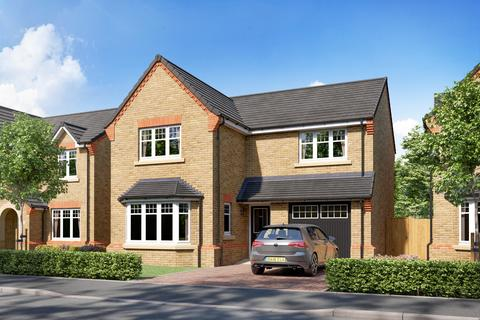 4 bedroom detached house - Plot 51 - The Settle V0 at Heritage Green, Rother Way, Chesterfield, Derbyshire, S41 0UB S41