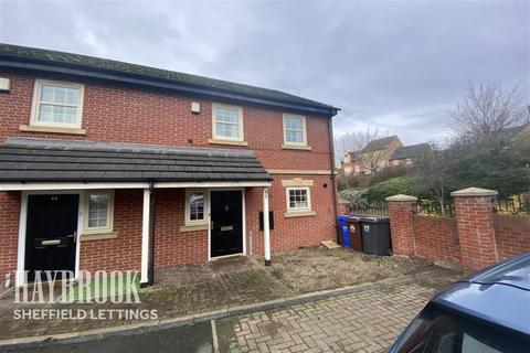 3 bedroom semi-detached house to rent - Holywell Heights, Sheffield, S4