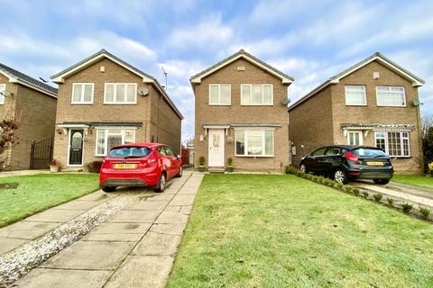 3 bedroom detached house for sale - Biddick Close, Elm Tree, Stockton, TS19 0UJ