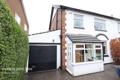 3 bedroom semi-detached house for sale - Westminster Road, Macclesfield