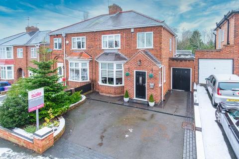 3 bedroom semi-detached house for sale - Woodland Road, Wolverhampton