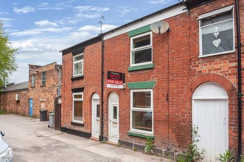 2 bedroom terraced house - Lower Park Street, Congleton