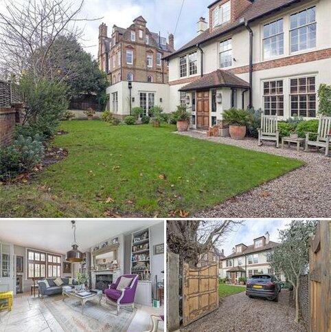 5 bedroom detached house for sale - Blenkarne Road, London, SW11