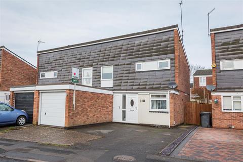 3 bedroom semi-detached house for sale - Langley Close, Matchborough West,  Redditch