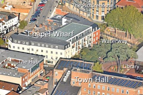 2 bedroom apartment to rent - Chapel Wharf