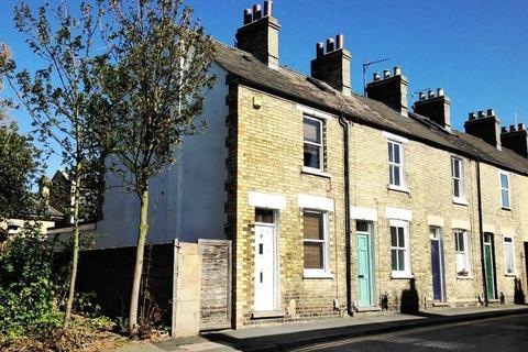 2 bedroom end of terrace house to rent - York Street, Cambridge