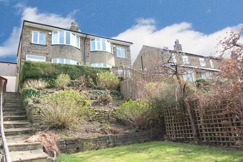 3 bedroom semi-detached house for sale - Halifax Road, Cross Roads, Keighley, BD22