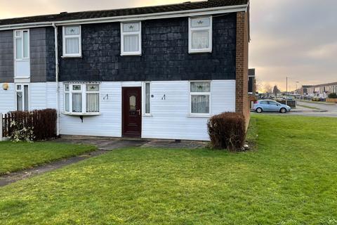 3 bedroom end of terrace house for sale - Reynolds Walk, Wolverhampton, WV11