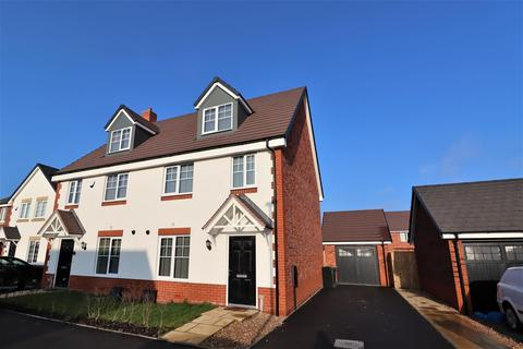 3 bedroom semi-detached house for sale - Thelwell Drive, Codsall, Wolverhampton