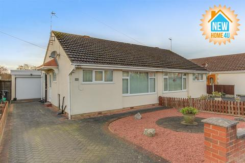 1 bedroom semi-detached bungalow for sale - Oakfield Road, Buckley