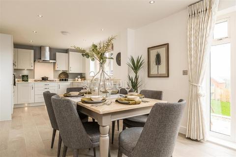 4 bedroom detached house - Plot The Shelford - 140, The Shelford - Plot 140 at Broadleaf Park, Rownhams Lane, Rownhams SO16
