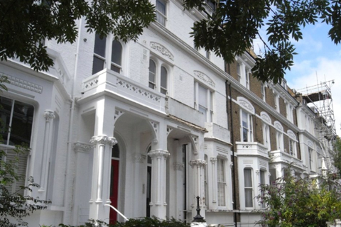 Studio to rent - Sinclair Road, Kensington Olympia, W14
