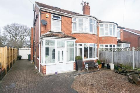 5 bedroom semi-detached house - West Park Drive West, Leeds, LS8